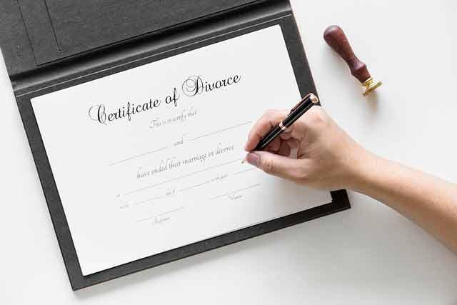Как восстановить свидетельство о расторжении брака при утере