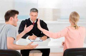 Отказ от совместно нажитого имущества в пользу жены