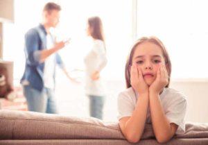 Соглашение о детях при разводе: образец 2019