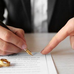 Как правильно заключить брачный договор: образец 2019