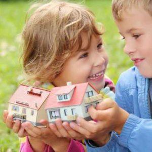 Соглашение о выделении долей детям