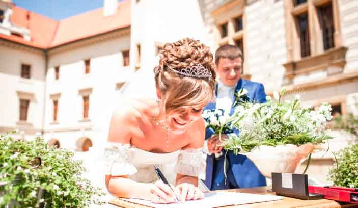 Легализация брака заключенного за границей