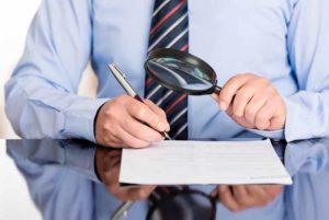 Подделка подписи на документах