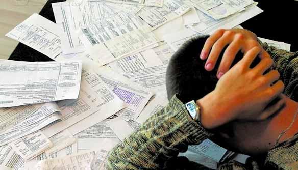 Иск о взыскании коммунальных платежей