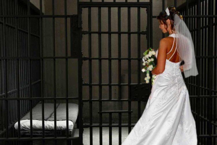 Регистрация брака с заключенным