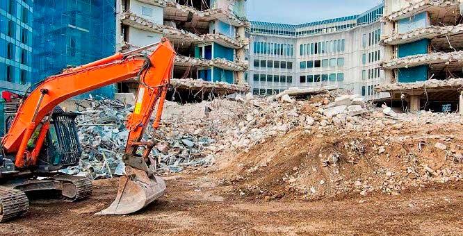 Снос объекта капитального строительства
