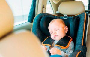Штраф за ребенка без автокресла
