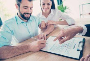 Дарение между супругами: образец договора