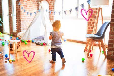 Обеспечить жильем детей при разводе