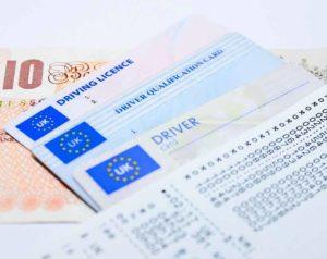 Пошлина за восстановление водительского удостоверения