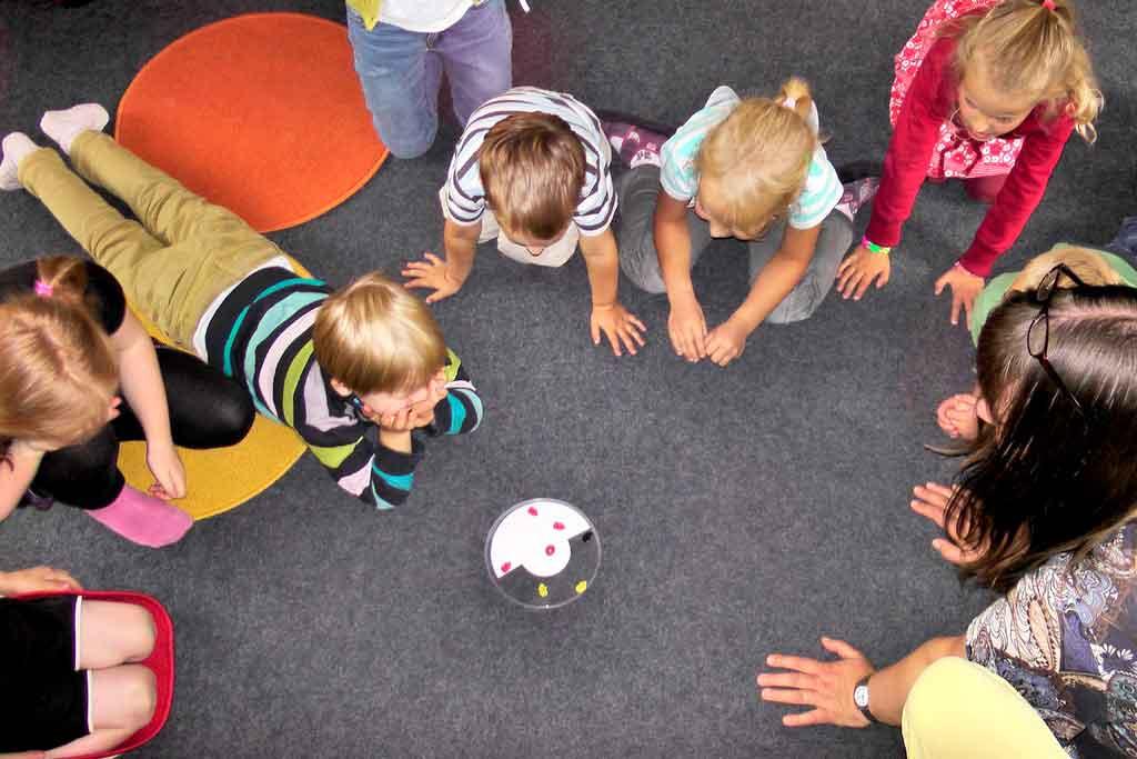 Встать на очередь в детский сад