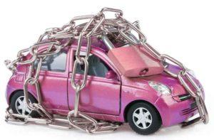 Автомобиль в залоге у банка