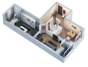 Что можно сделать с долей в квартире